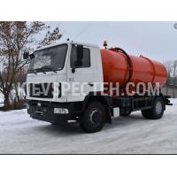 Вакуумна машина МВ-12 на шасі МАЗ-5340 С2