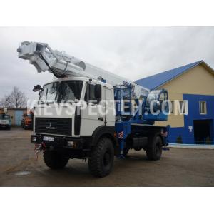 Автогідропідйомник ВІПО-32 МАЗ-5316Х5