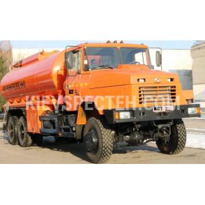 Автотопливозаправщик 20м3 на шасси КрАЗ