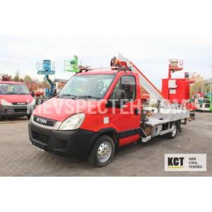 Автовишка на шассі Iveco Daily 16 м Multitel 160 ALU DS