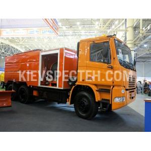 Машина каналопромивочна на базі КрАЗ 5233