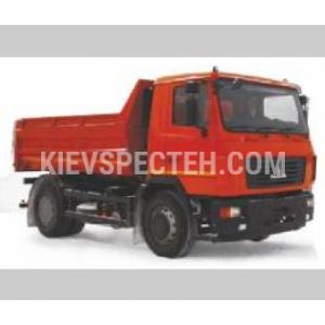 МАЗ-5550С3-520-000 (ЄВРО-5)