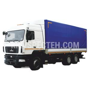 МАЗ-6312С9-520-010 (ЄВРО-5)