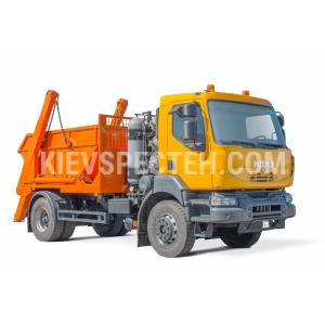 Портальний сміттєвоз КрАЗ-5401Н2