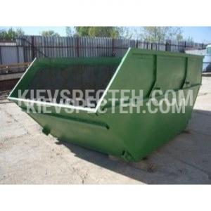 Великогабаритний контейнер для сміття,8 м3