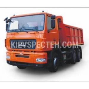МАЗ-6501V6-520-001 (ЄВРО-5)