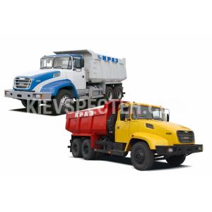 Самоскид КрАЗ-65055 IK