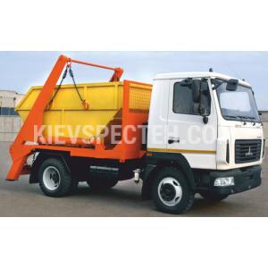 Портальний сміттєвоз МАЗ 5340