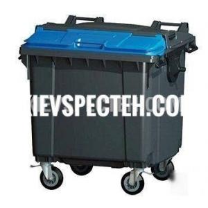 Євроконтейнер пластиковий, V-1100 л