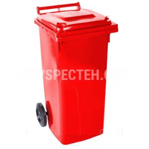 Контейнер для сміття на колесах 120 л