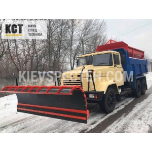 Машина дорожня комбінована на базі КрАЗ-65055