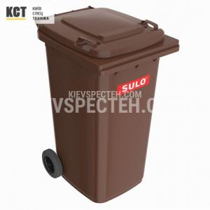 Контейнер пластиковый Sulo EN-840-1/240Л