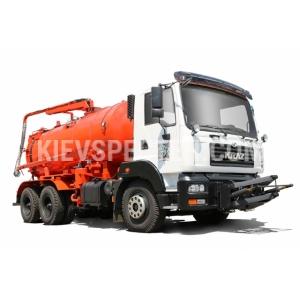 Комбинированная машина КрАЗ-6511Н4, 5401Н2