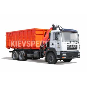 КрАЗ-6511Н4