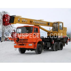 Автокран КС–55713-4