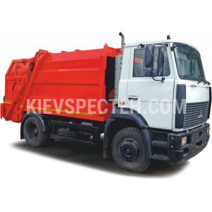 Сміттєвоз із заднім завантаженням МАЗ-4901Р2-320