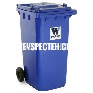 Контейнер пластиковий Weber 240 л
