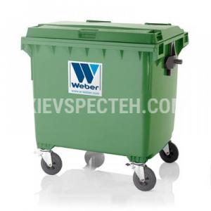 Євроконтейнер пластиковий, Weber V-1100 л