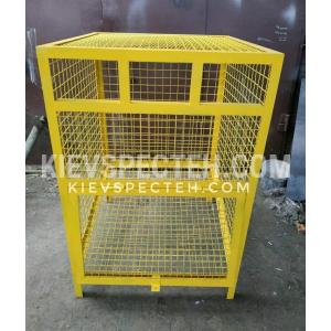 Контейнер-сітка для сміття, 1100 л