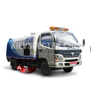 Підмітально- прибиральна машина KVS-5000 КОБАЛЬТ на шасі FOTONDAIMLER