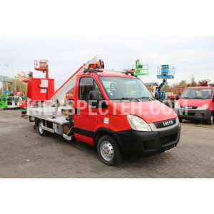 Iveco Daily автовишка 16 м Multitel ALU 160 DS