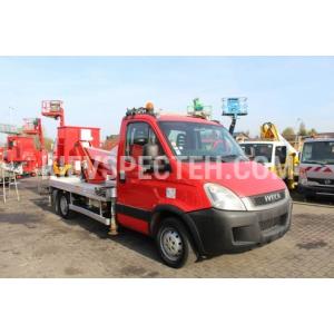 Автовишка 17 м, IVECO Daily Multitel MX170