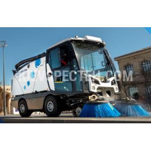 Підмітально- прибиральна машина Johnston Sweepers Compact CN200