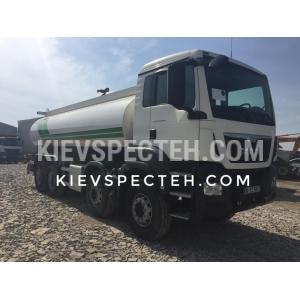 Автомобіль-цистерна МАN TGS 41.460 для перевозки нафтопродуктів